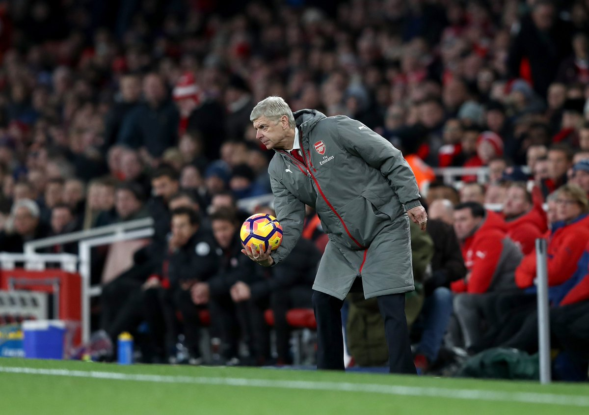 Wenger: The player I will start in attack primarily