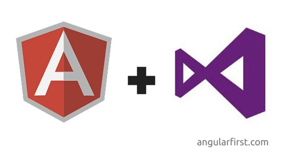 Your First Angular Project in Visual Studio - AngularJS News