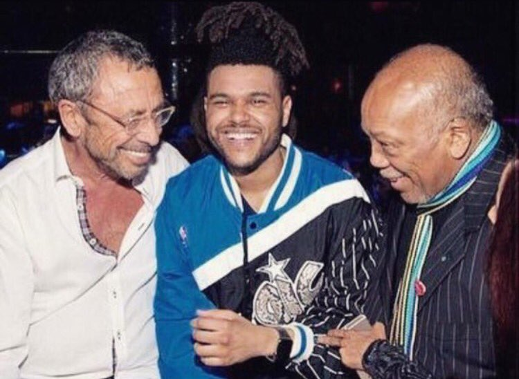 Congrats on being #1 in 80 countries my brother, @theweeknd! @DraisLV #victordrai #starboy https://t.co/6MVafeEYH9