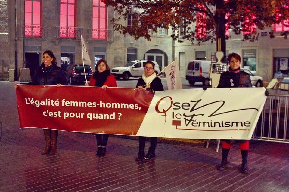 Thumbnail for Revue de presse d'Osez le féminisme - Novembre 2016