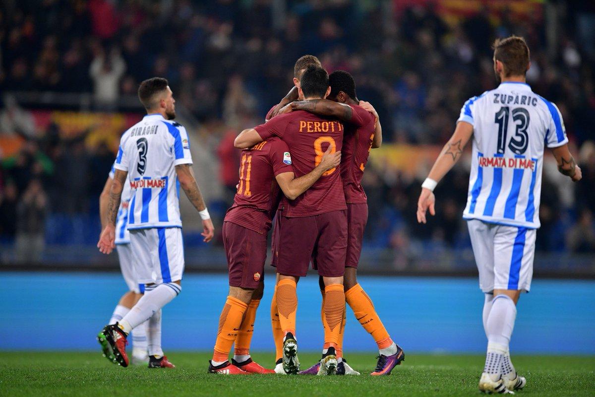 Video: AS Roma vs Pescara