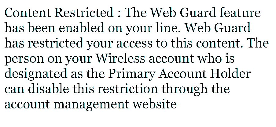 How to remove webguard from t mobile phone