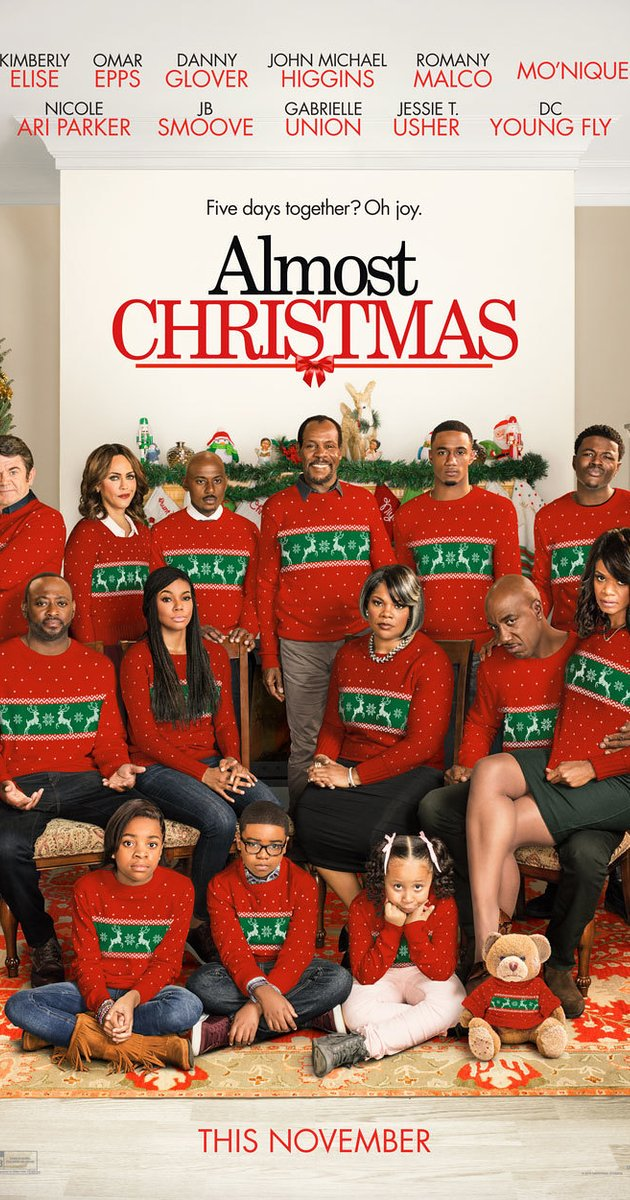 W.ATCH] Almost Christmas Full Movie 2016 Online free HD vodlocker
