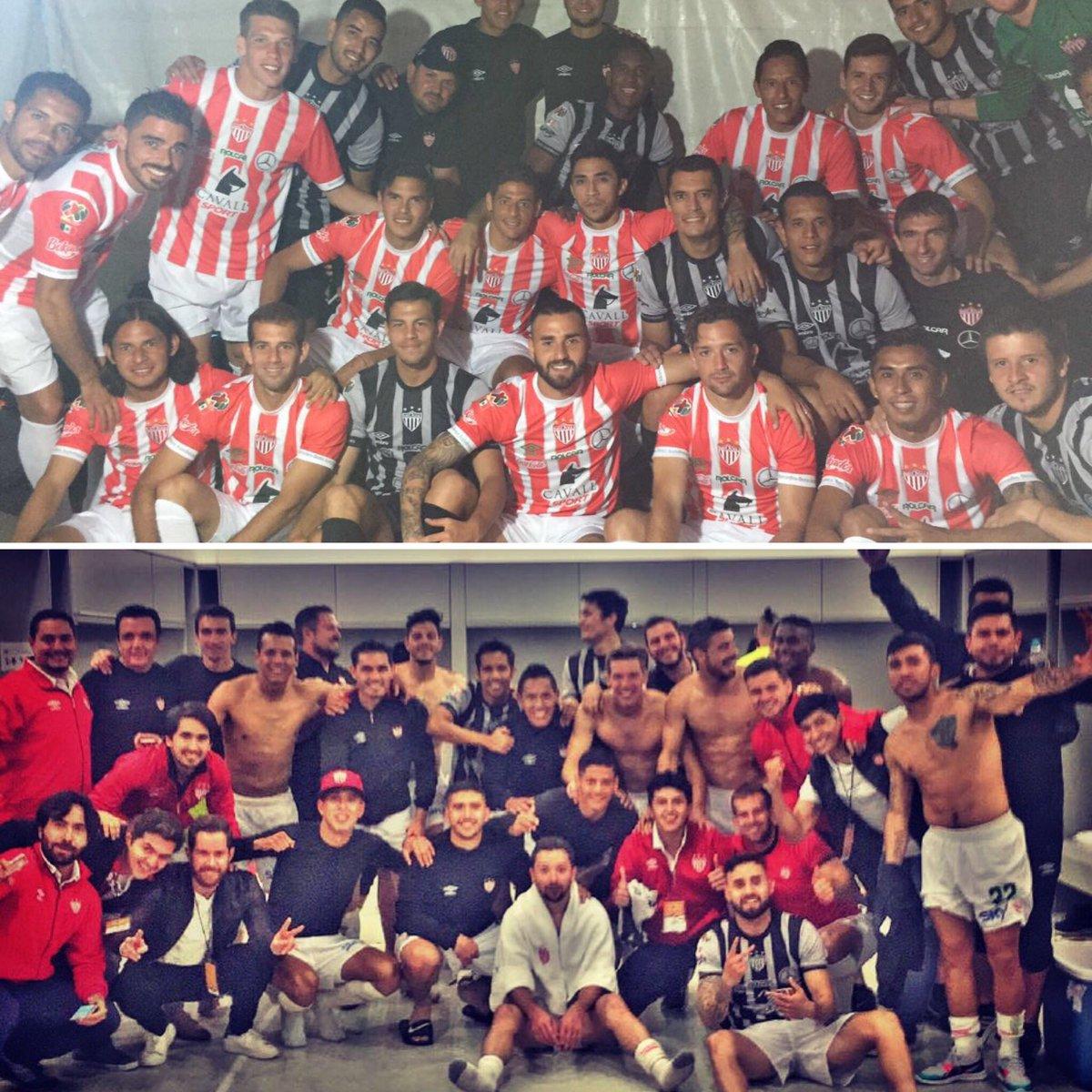 Lo que bien empieza bien acaba @ClubNecaxa vamos juntos por la victoria #FuerzaRayos #Familia #JuntosXTodo https://t.co/DRrwH5FepA