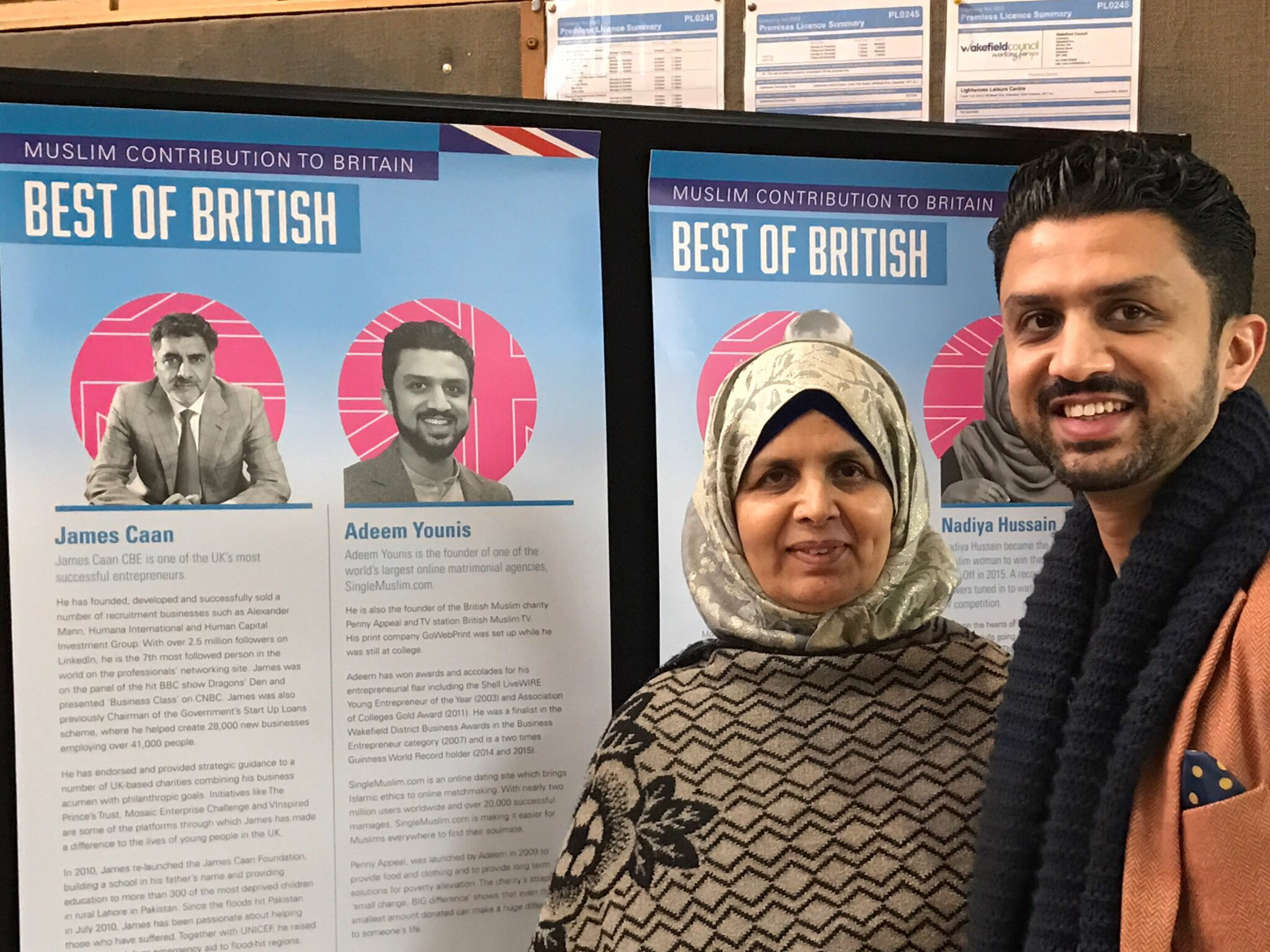 British muslim dating website