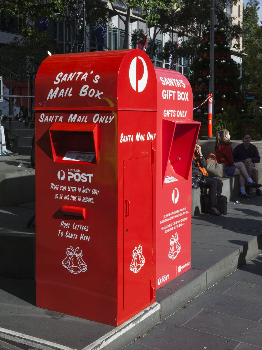 Australia post on twitter here is a dedicated santa mail post box australia post on twitter here is a dedicated santa mail post box but you can send him a letter through any red post box httpstpm5pzykwzk spiritdancerdesigns