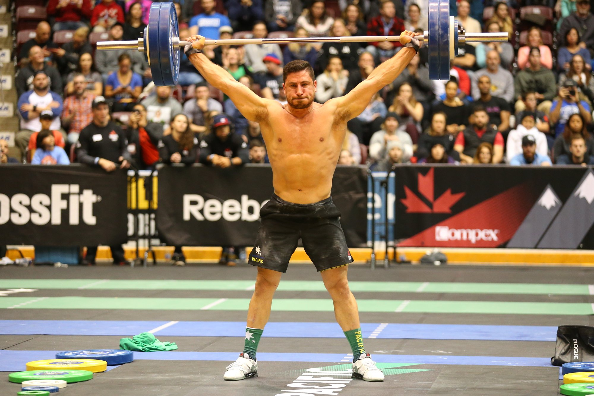 175e7f36338f The CrossFit Games on Twitter
