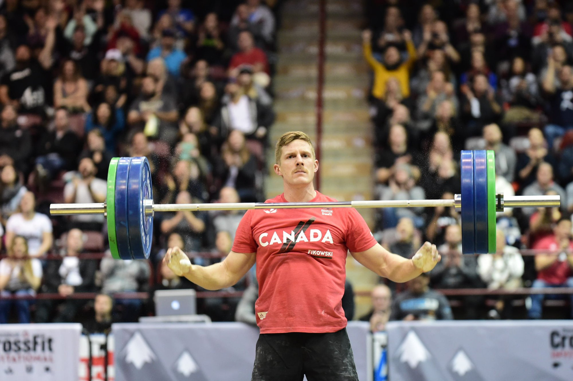 09b1d9040c8c The CrossFit Games on Twitter