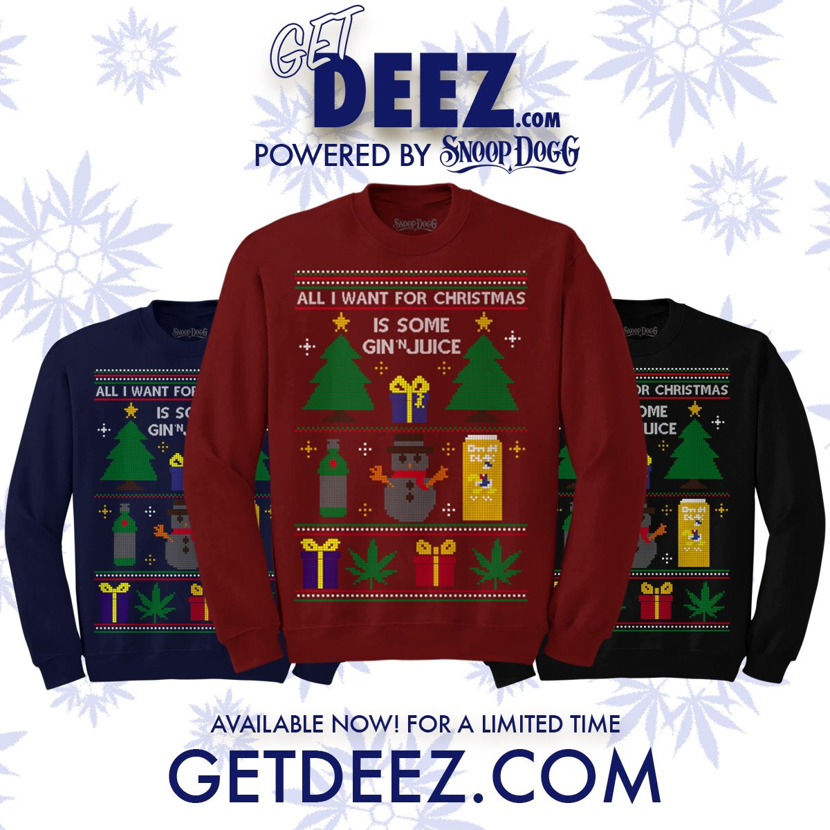 Snoop Dogg Christmas.Snoop Dogg On Twitter Blessn Yall For The Holidays Https