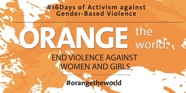 Thumbnail for #16Days of Activism against Gender-Based Violence
