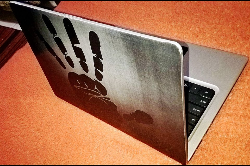 Customised laptop skins we create any design ksh1500 whatsapp 0792948282 pic twitter com zznthh0zth defeatcorruptionke