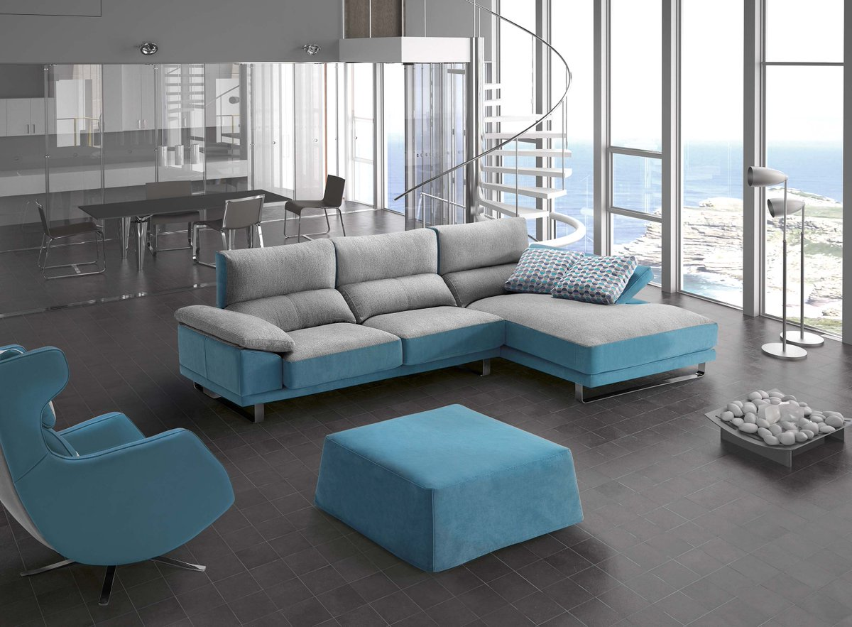 Mueble de espa a furniture spain twitter for Sofas con chaise longue