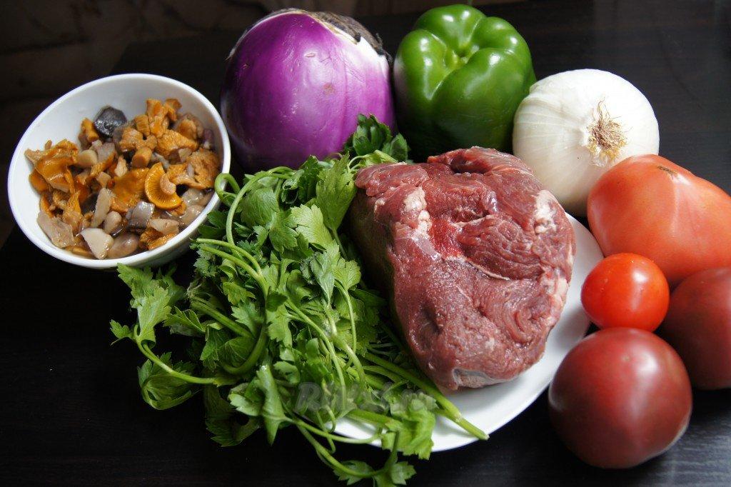 Диета зеленые овощи мясо