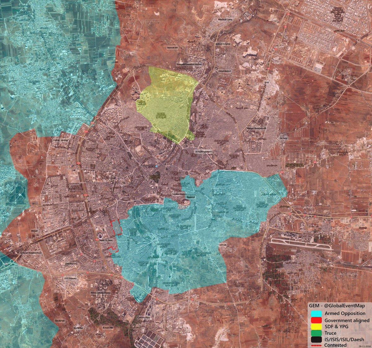 Syrian Civil War: News #10 - Page 22 CyWBTHtXcAExoLr