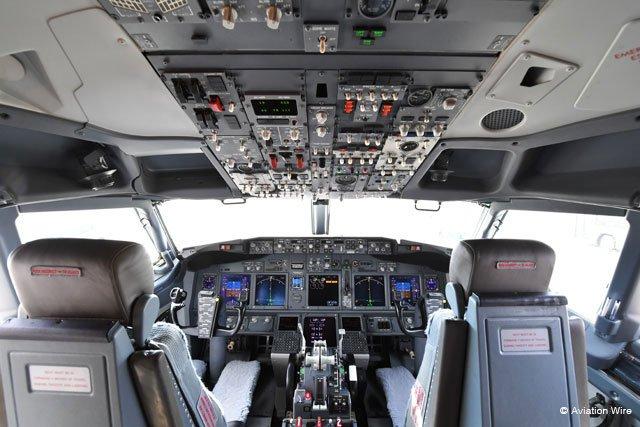 機内Wi-Fiも全機対応 写真特集・JALスカイネクスト最終改修機JA345J(後編) http://www.aviationwire.jp/archives/105745 #JAL #JA345J #Boeing737