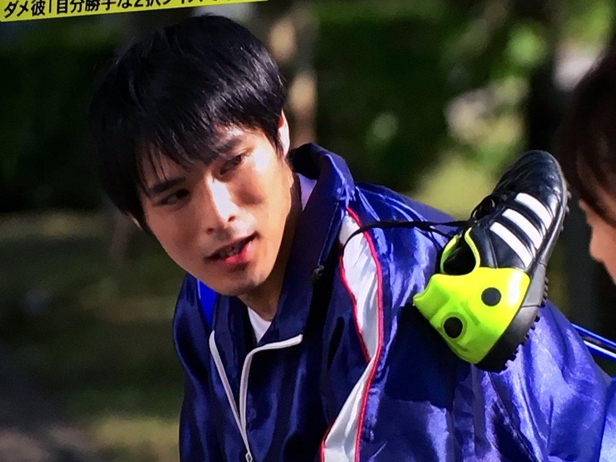 青山隼選手(^_−)−☆引退後俳優に。今日の「スカッとジャパン」で、かっこいい役で出ていました(*^^*) https://t.co/mabWdNEBjC