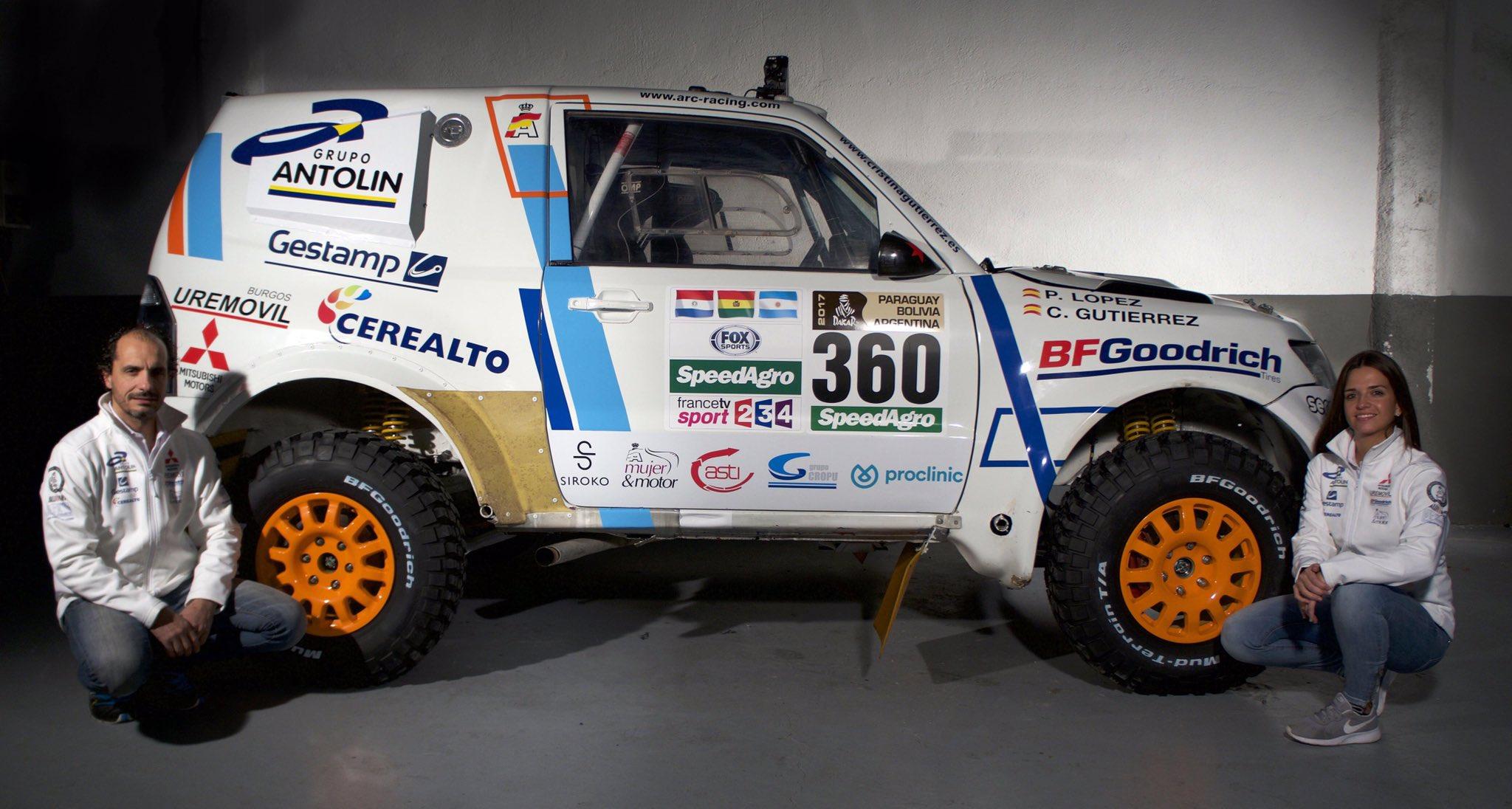 2017 Rallye Raid Dakar Paraguay - Bolivia - Argentina [2-14 Enero] - Página 5 CyWMLY7WIAAHMHW