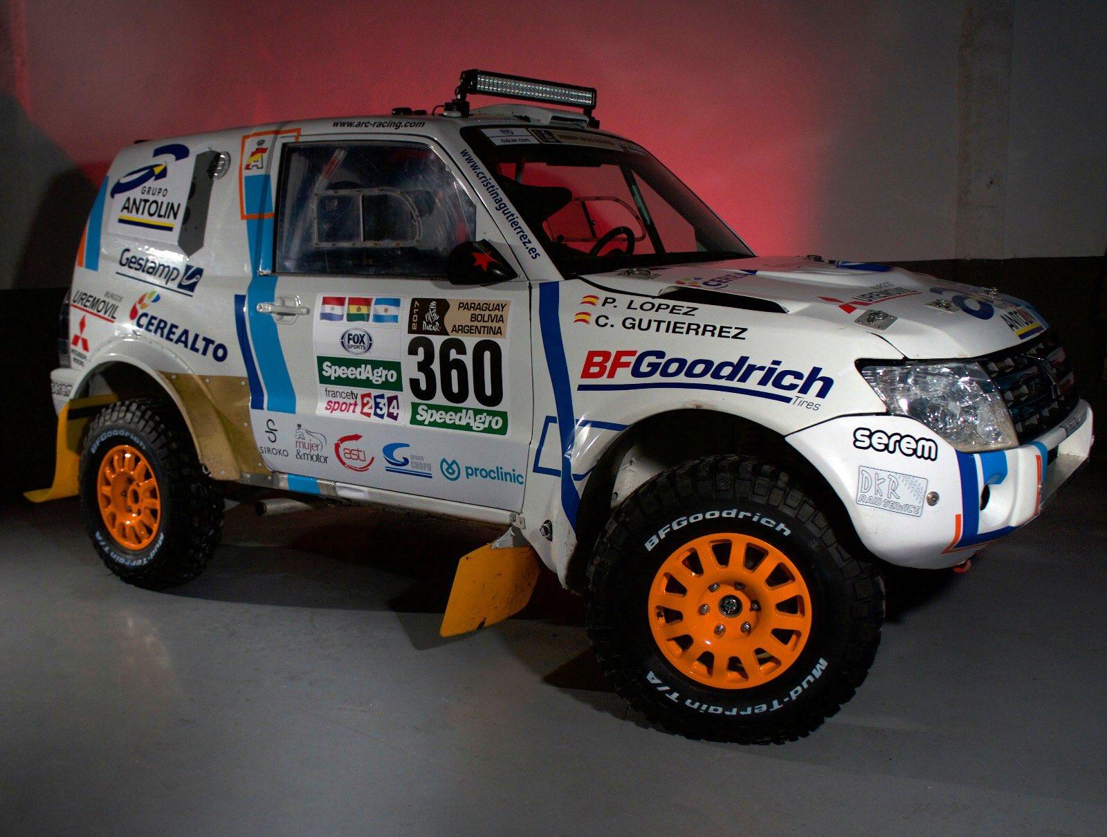 2017 Rallye Raid Dakar Paraguay - Bolivia - Argentina [2-14 Enero] - Página 5 CyWMLY7WgAAt7s0