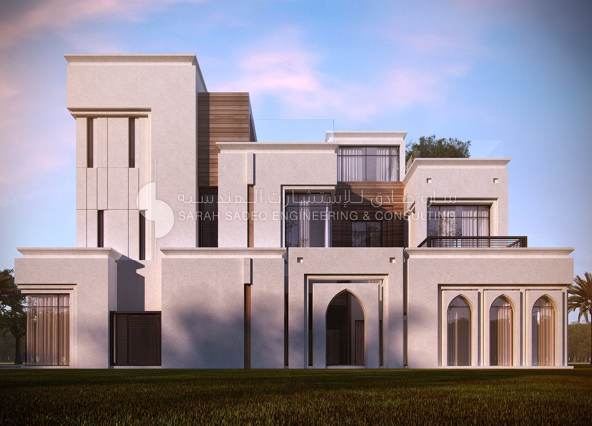 Floor Plan And Elevation Of A House Arch Sarah Sadeq On Twitter Quot 500 M By Sarah Sadeq