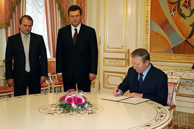 """""""У Януковича была 100-процентная возможность решить проблему и самому не убегать"""", - Кучма о событиях Майдана - Цензор.НЕТ 2291"""