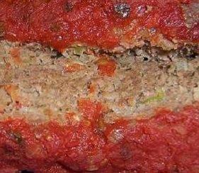 Red Pepper Meatloaf