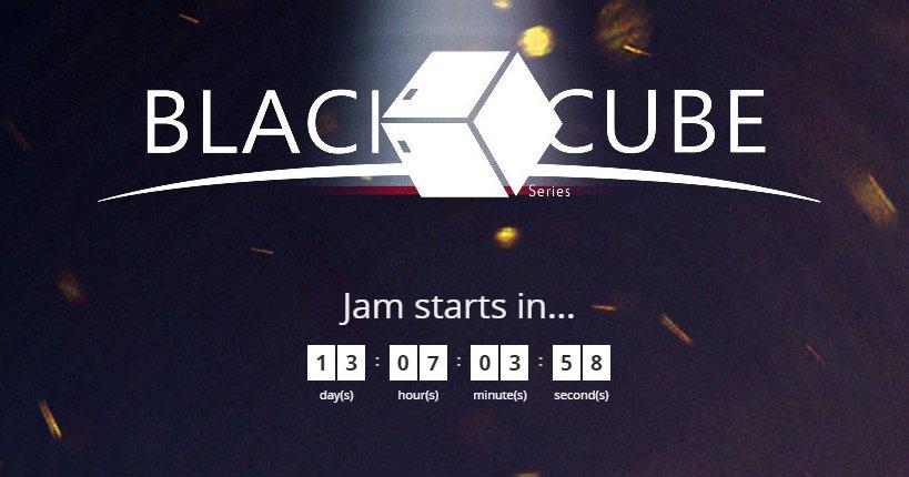 #blackcubejam2016