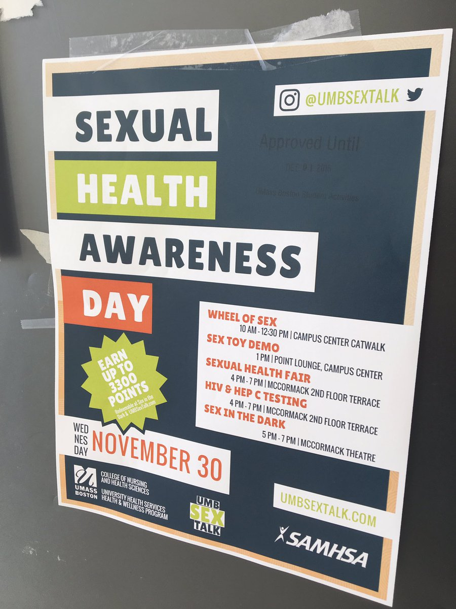 Boston sexual health