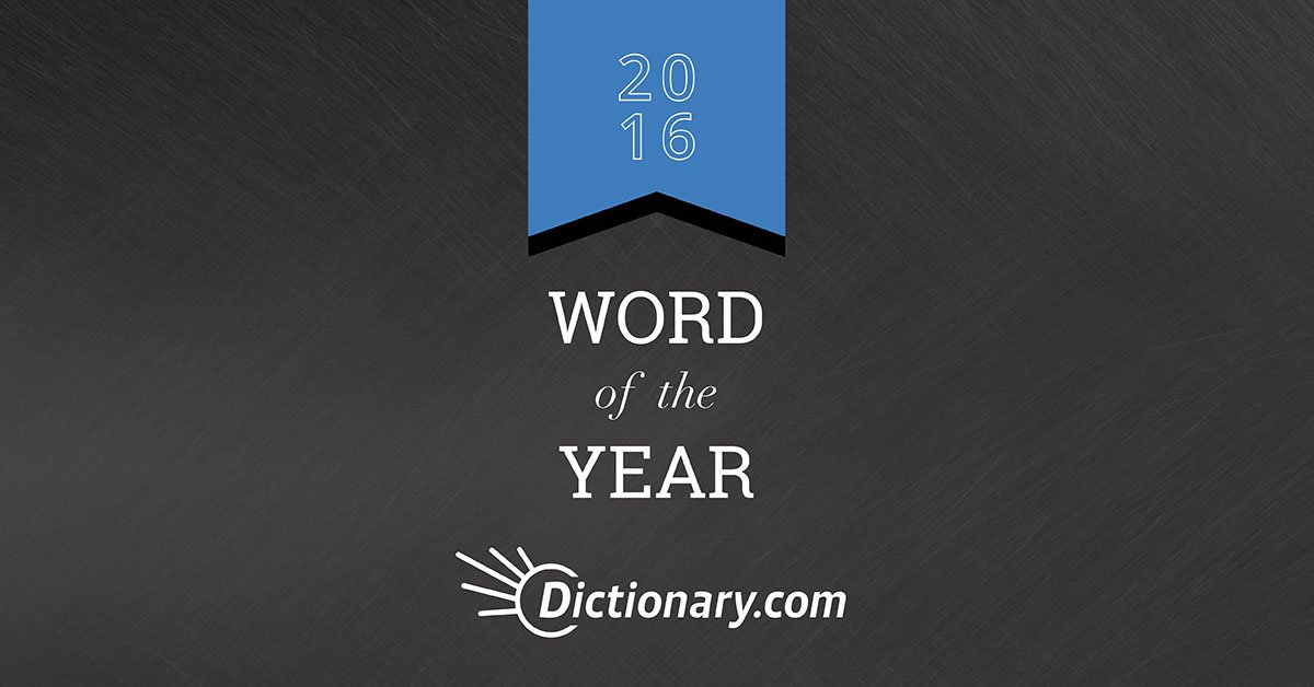 Word of the Year 2016: #Xenophobia  https://t.co/VVaPpWtvAH https://t.co/dziiE7wv7E