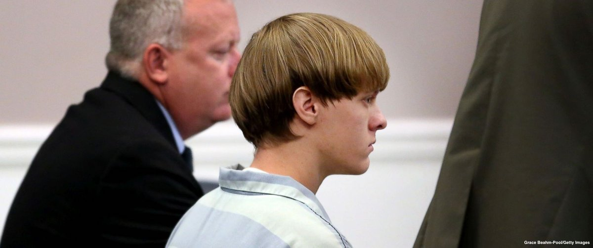 Dylann Roof Charleston Church Shooting Suspect Dylann