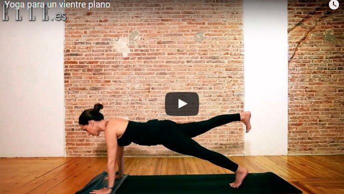 V deo yoga para un vientre plano apunta esta secuencia - Musica para hacer yoga en casa ...