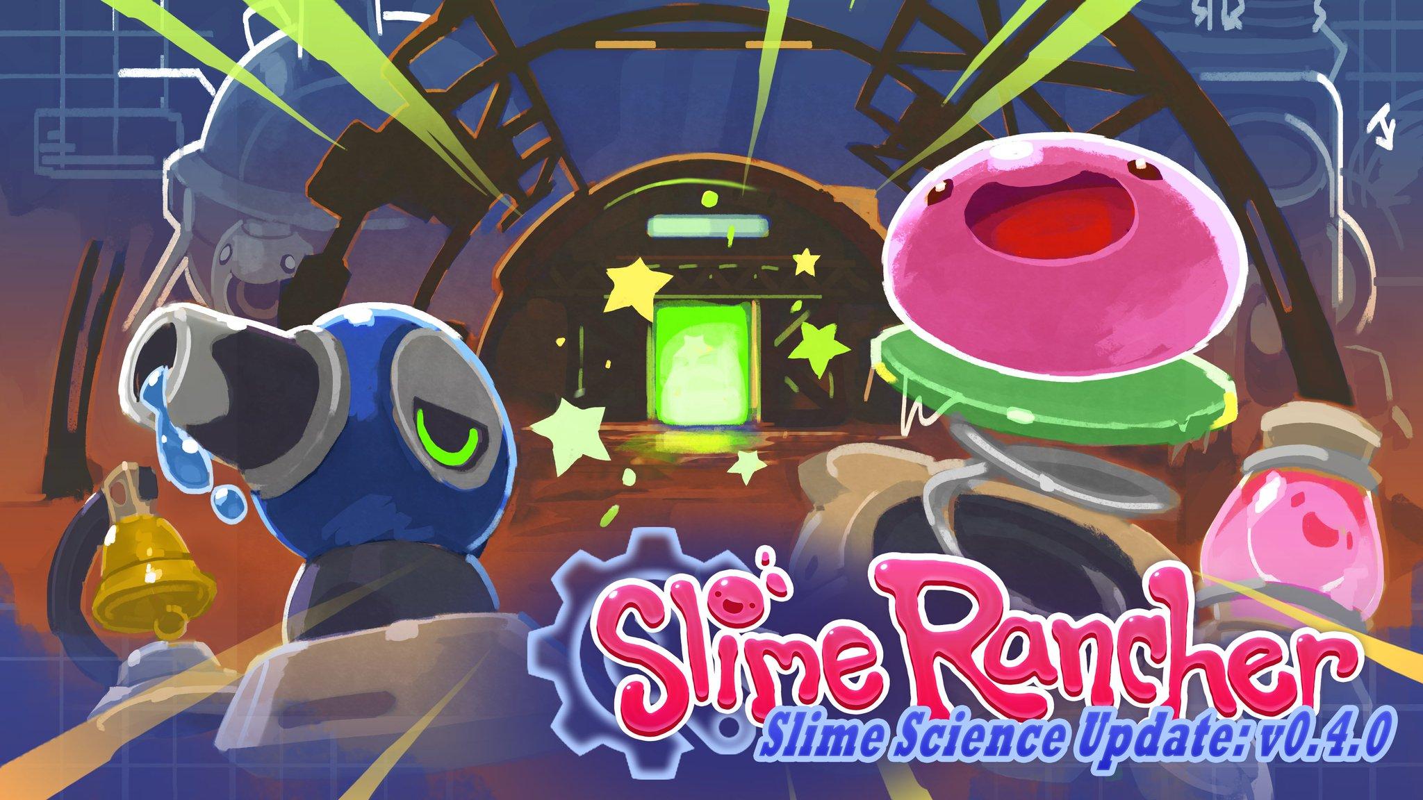 Monomi Park On Twitter Slime Rancher S Slime Science