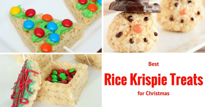 Best Rice Krispie Treats for Christmas