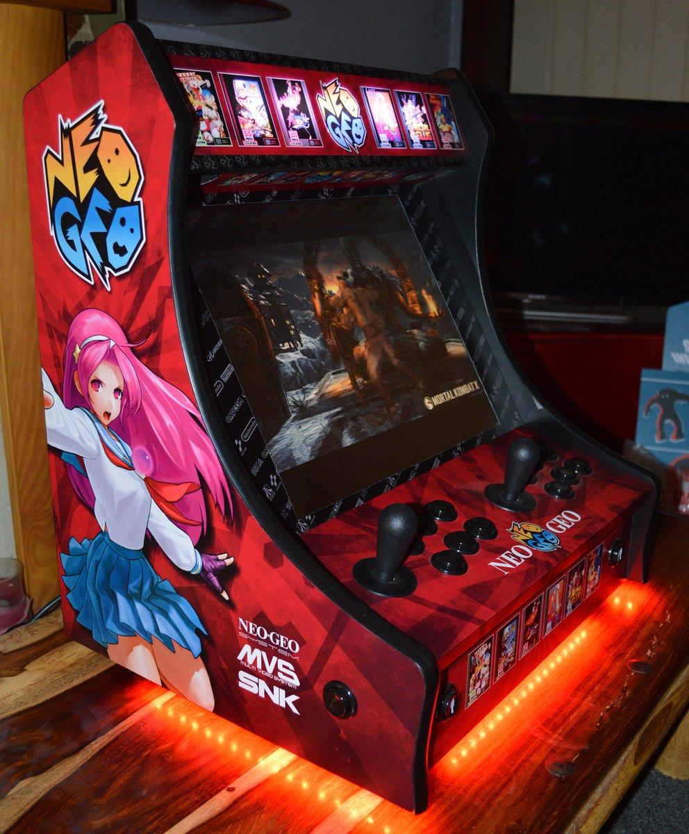 Neo Queens Arcade: The Official NEO-GEO Thread!