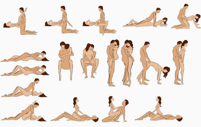 A mans favorite sex position