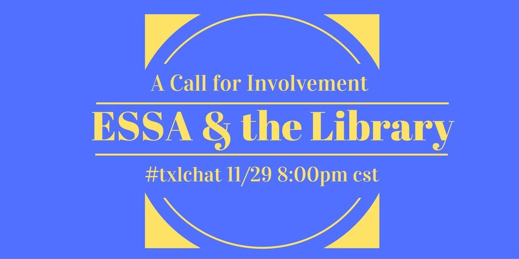 Join us tomorrow (Tuesday) night for an informative discussion. #txlchat https://t.co/syOnFUrHp7