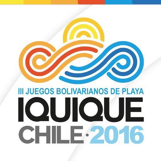 III Juegos Bolivarianos de Playa en Iquique Chile. CyYrcdoWEAAKXbK