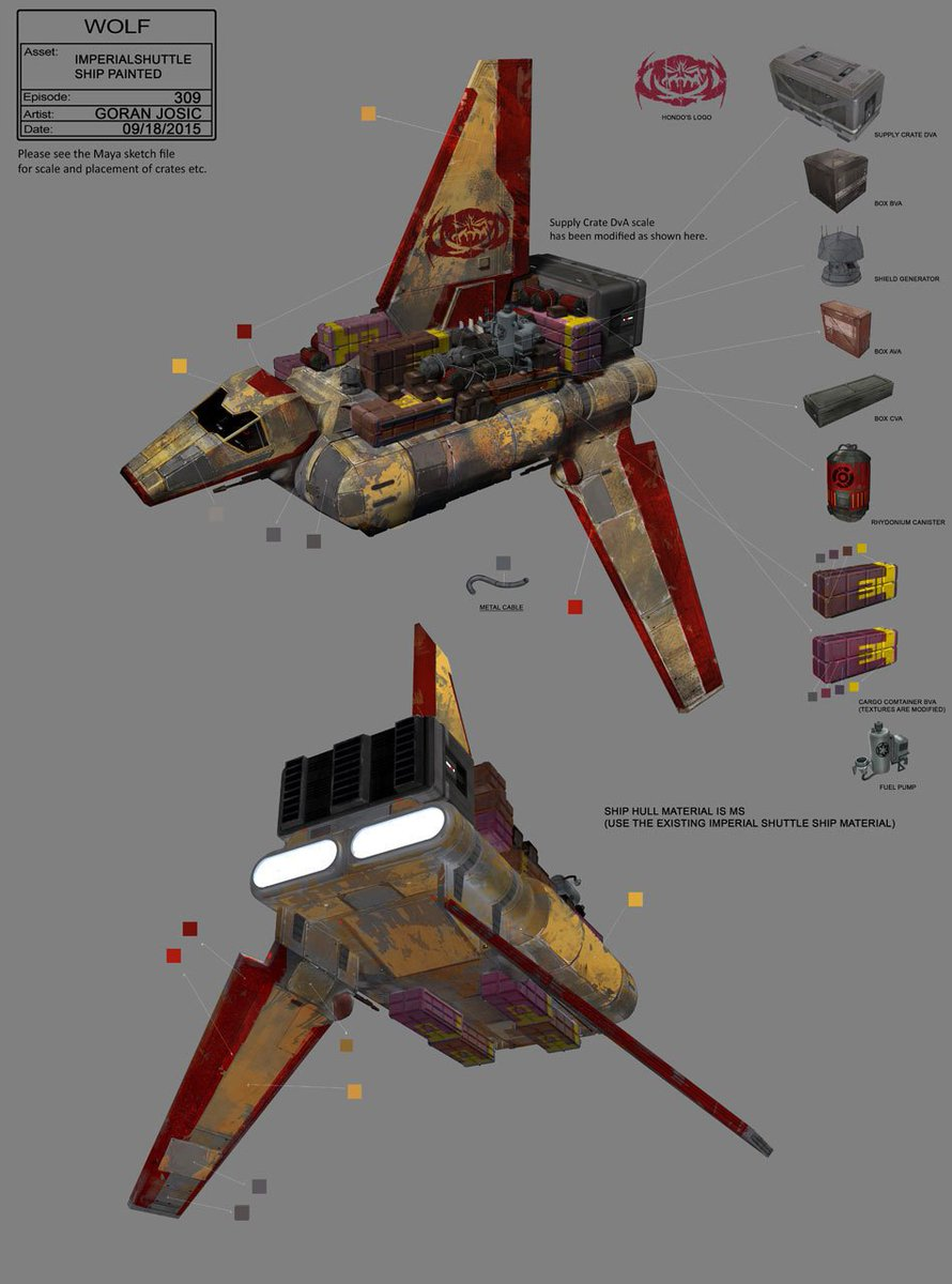 Image result for hondo's shuttle