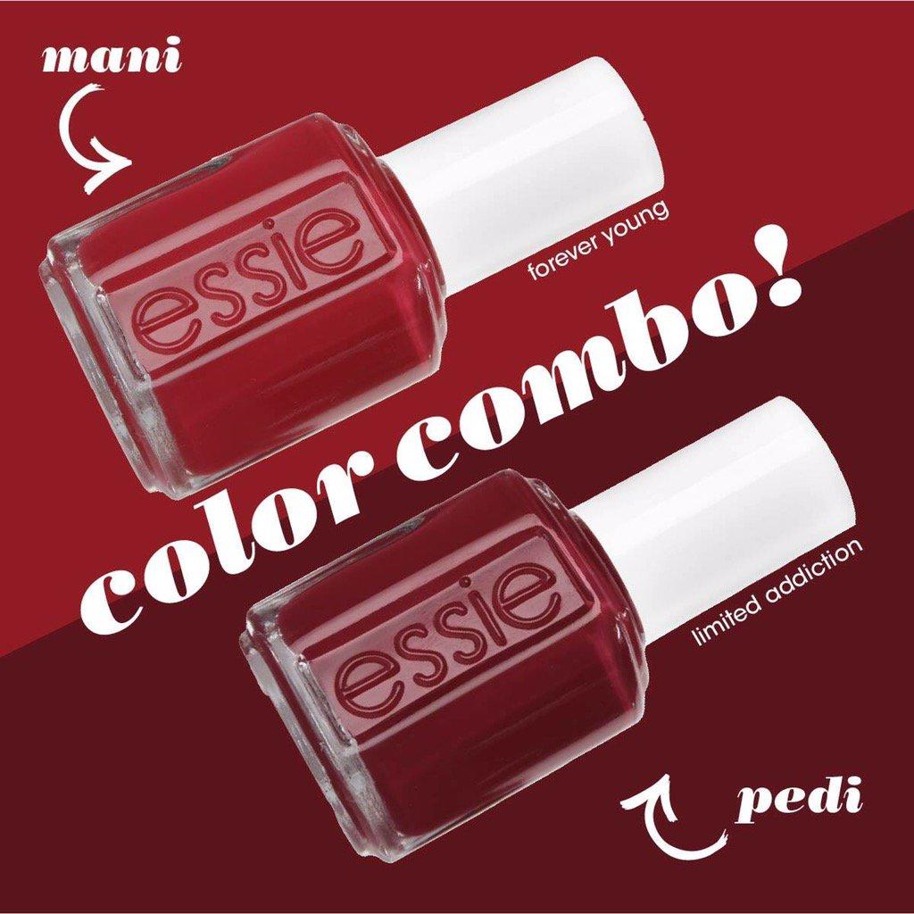 ¿Ya tienes tu #colorcombo perfecto para tu essielook este #ManiMonday? Cómpartenos tu mani 💅 #essielove https://t.co/5ipebXJDAj