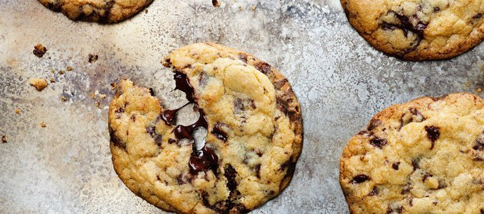 Someone Upgraded The Classic Chocolate Chip Cookie And It Is GOOD