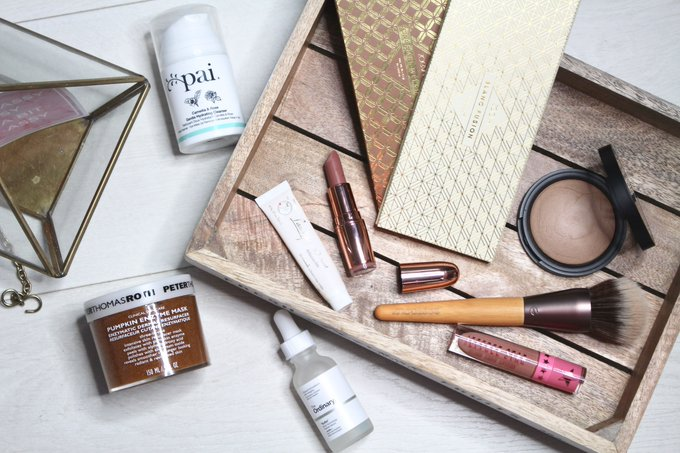 NOVEMBER BEAUTY EDIT FEAT. PETER THOMAS ROTH, PAI, ZOEVA, JEFFREE STAR & MORE