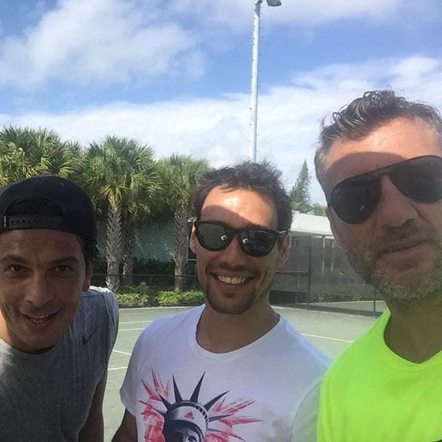 Nonostante coach Fognini, Bobo Vieri batte Davide ... - https://t.co/28o17YxmDl #blogsicilianotizie #todaysport