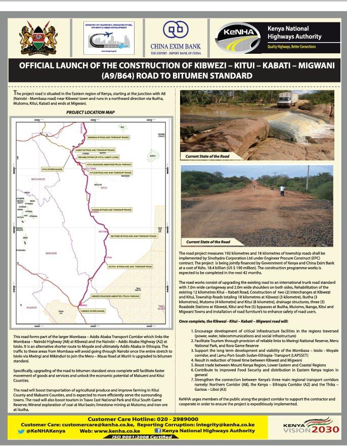 B64 | Kibwezi-Kitui Road | Approved - SkyserCity Kenya Road Map Of Projects on show map of kenya, resources of kenya, travel map of kenya, weather of kenya, satellite maps of kenya, political map of kenya, physical map of kenya, tools of kenya, topographical map of kenya, food of kenya, map of of kenya, world map of kenya, globe of kenya, climate of kenya, outline map of kenya, tourism of kenya, regional map of kenya, map showing kenya, large map of kenya, topographic map of kenya,