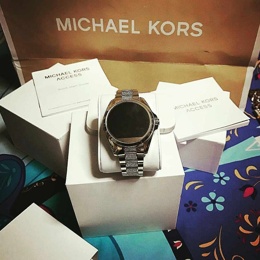 Nerdy and Chic - Michael Kors Smart Watches #michaelkors #michaelkorssaat #michaelkorswatches #mkwatches #mksaat #michaelkorsistanbul #ootd