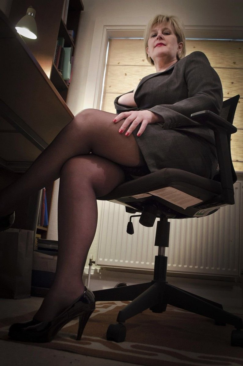 MILF office Another at
