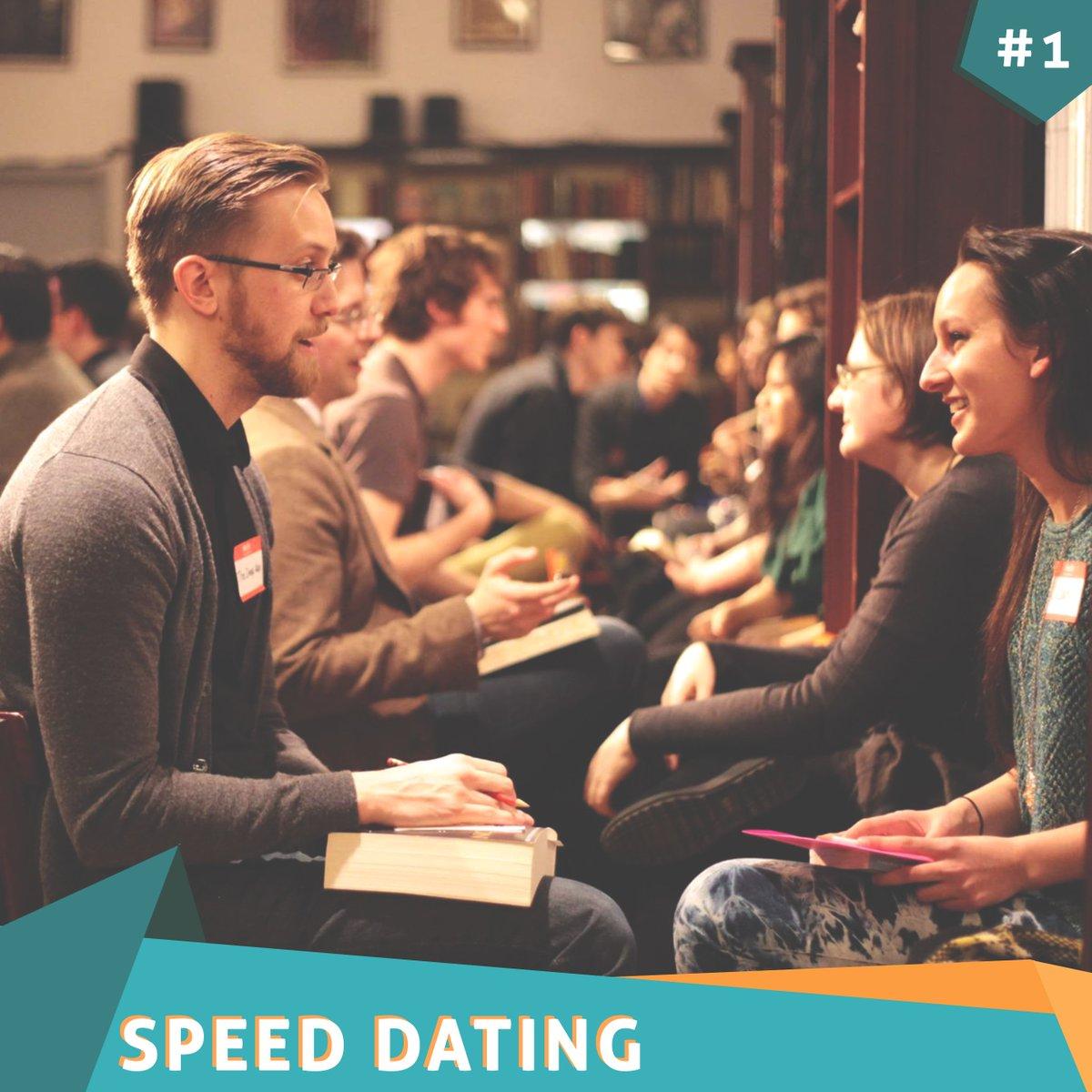 Speed Dating Style Workshop Makes Biz