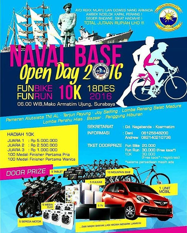 Naval Base Open Day 2016