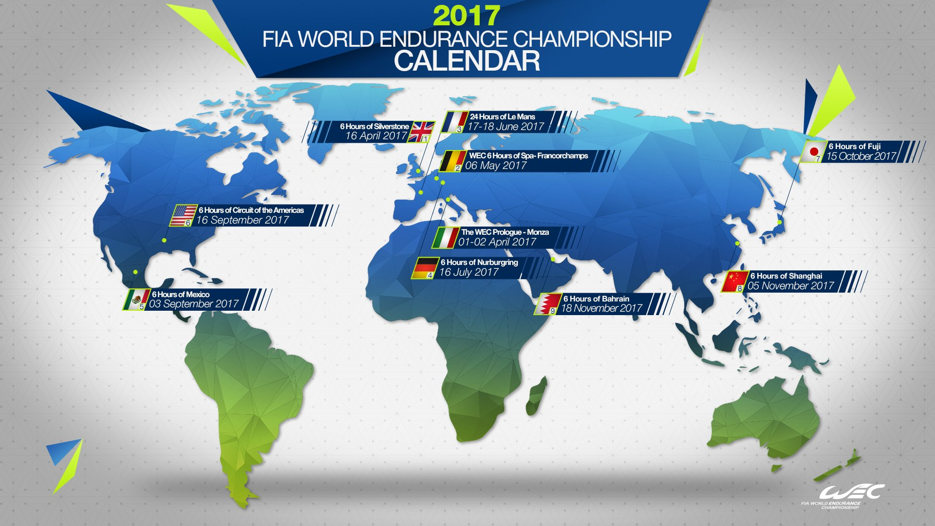 FIA paikka dating
