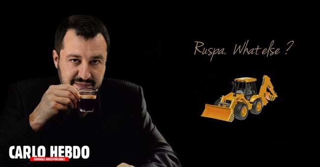 #Postreferendum, l\'ipotesi di #Salvini: \