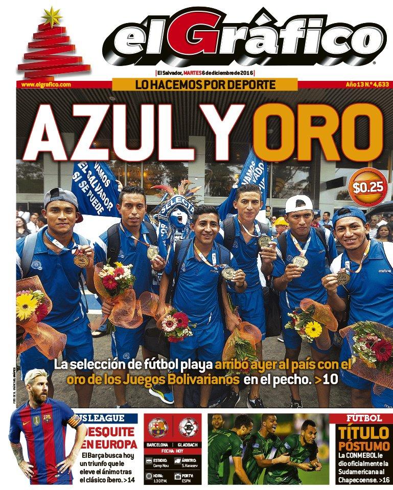III Juegos Bolivarianos de Playa en Iquique Chile: El Salvador 5 Paraguay 3. CAMPEONES.  Medalla de Oro. Cy_uhCuUcAEIW62