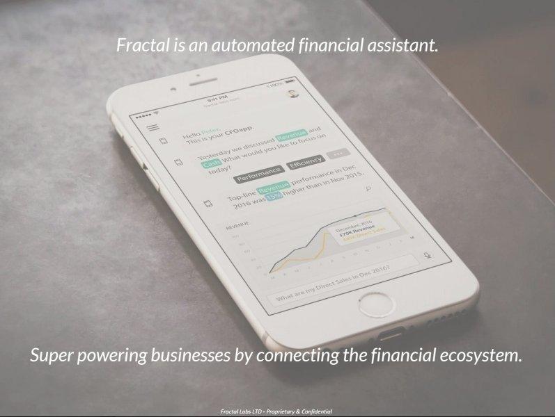 Thumbnail for #Fintech #Startup Fractal Labs